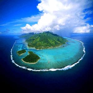 Moorea Polinesia Francese