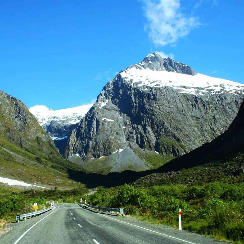 Milford Road - Fiordland National Park