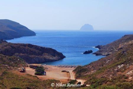 Spiaggia Melidoni - Citera - Kythera
