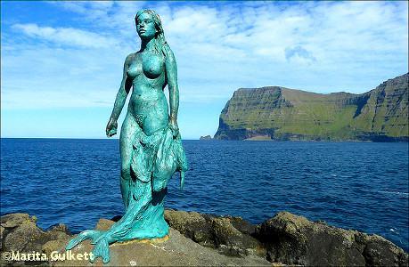 Donna Foca - Kalsoy - Isole Faroe