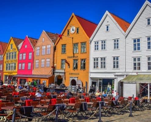 Bergen Cosa Vedere