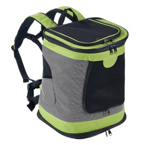 Carrier backpack for cats and dogs