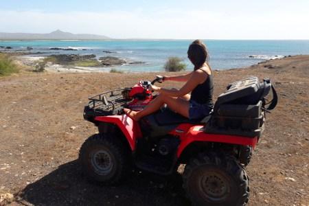 Esplorare l'Isola di Maio
