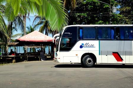 Raggiungere Puerto Viejo Bus