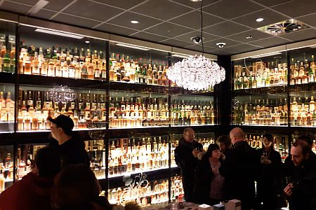 Scotch Whisky Experience Edimburgo