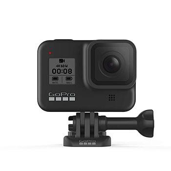 Action cam GoPro Hero 8 - accessori viaggiatori