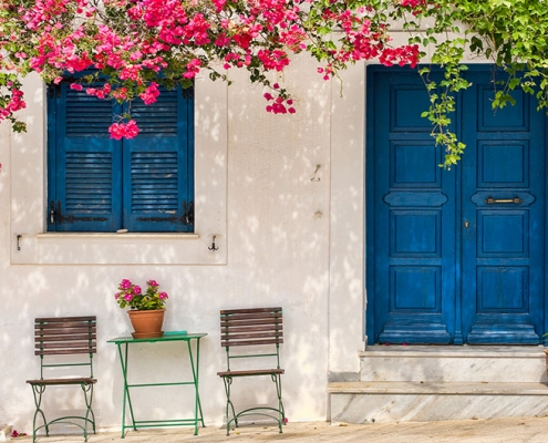 Dove alloggiare a Paros